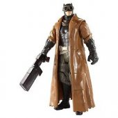 Batman Vs Superman Figur 16cm - Batman Blast Attack Brun FP