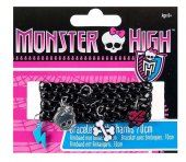 VN - Monster High Smycke Armband 70cm - svart