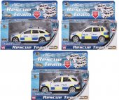 Cars Bilar Bil Police - Polisbil 12cm B Light & Sounds