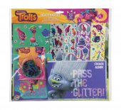 Disney Trolls Pyssel Stickers Mega sticker set