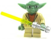 Lego Figurer Star Wars Yoda