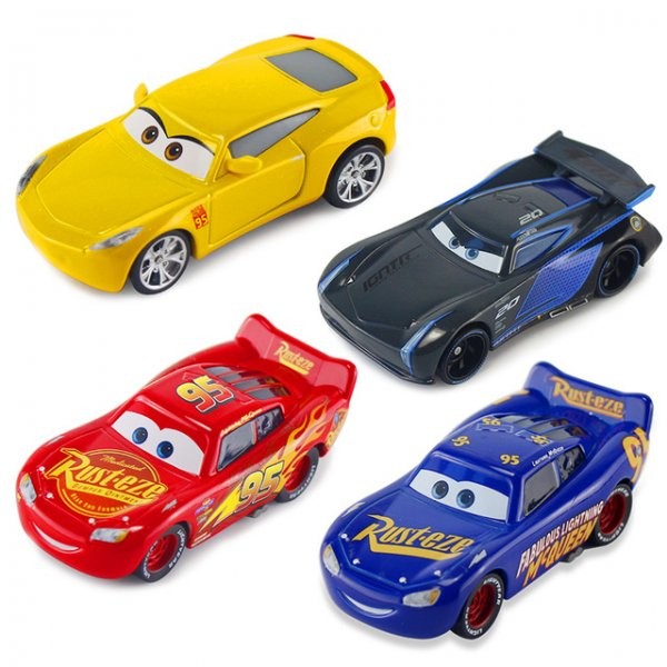 Disney Cars 3 Bilar...