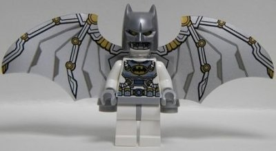 Lego Figurer Superheros Batman Space