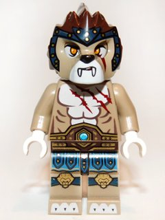Lego Figur  Chima - Longtooth BL2