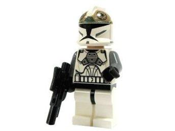Lego Figurer Star Wars Clone Gunner Trooper LF51-70