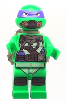 Lego Ninja Turtles - Donatello 79121 Scuba Gear