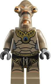 Lego Disney Star Wars Figurer Geonosian Fighter 2013 BL1