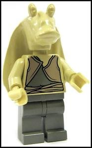 Lego Star Wars Jar Jar Binks Klassisk LF50-80