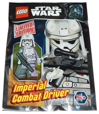 LEGO Disney Star Wars Imperial Combat Driver Limited Edition 911721FP