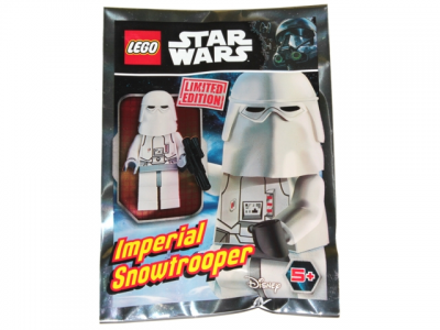 LEGO Disney Star Wars Imperial Snowtrooper Limited Edition 911726 FP