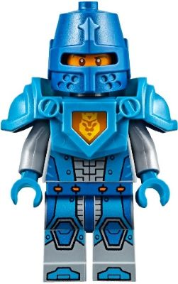 Lego Figur Nexo Knights Royal Guard Soldier 70318 LF1ZZ