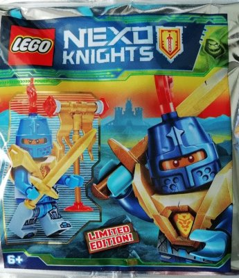 Lego Figur Nexo Knights Limited Edition Knight Soldier 271830 FP