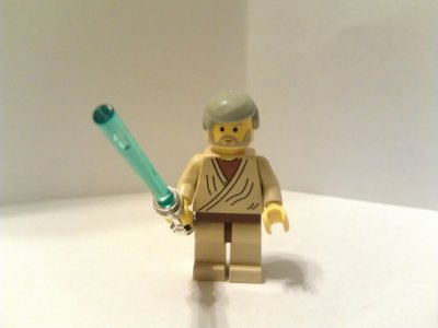 Lego Star Wars Figurer Obi Wan 4501