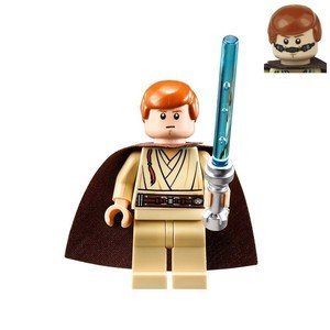 Lego Star Wars Figurer Obi Wan 9499