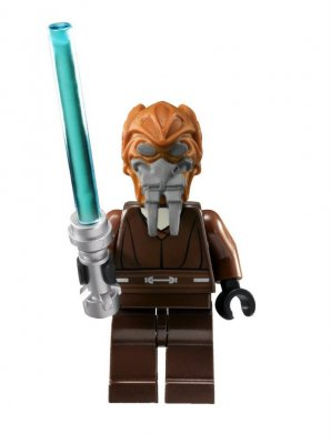 Lego Figurer Disney Star Wars Plo Koon LF50-15