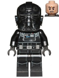 Lego Disney Figurer Star Wars Figur - Tie Striker Pilot 2017 LF50-87