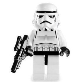 Lego Figurer Star Wars Trooper Klassisk LF50-100