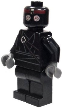 Lego Ninja Turtles - Foot Soldier Black LF 20-24