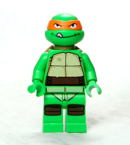 Lego Ninja Turtles - Michelangelo 79104 LF25-14