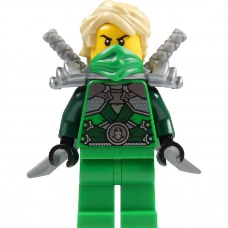 Ackes tradenet har ninjago figurer - Ninja vert lego ...